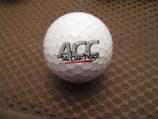 LOGO GOLF BALL-ACC....SHE CAN PLAY....NCAA....