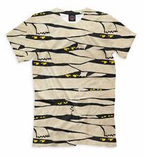 Mummy Costume Tshirt   Full Print T-shirt   Awesome T-shirt For Men And Women
