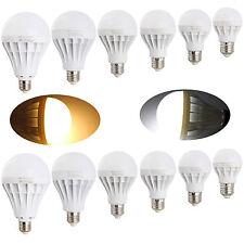 LED E27 Energy Saving Bulb Globe Light 3W 5W 7W 9W 12W 15W 20W Lamp 220V - 240V