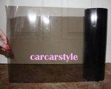 Light film noir véhicule translucide wrap vinyl 0.3m x 1.2m