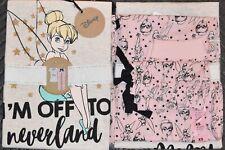 PRIMARK Tinkerbell Disney PJ Set Off To Neverland UK Sizes 4 - 20 NEW