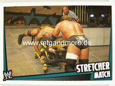 Slam Attax Rumble-Elongadores match-match Type