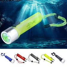 3500LM LED Underwater 50M Scuba Diving Flashlight Torch 18650 SEAU
