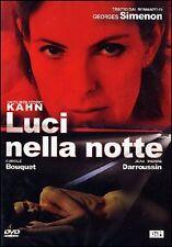 Luci nella notte - dvd - Carole Bouquet (MAI)
