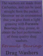 Shimano Rarenium SW4000HG & F Carbontex Drag Washers plus FREE 10g Drag Grease