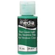 DecoArt Media Fluid Acrylics Paint 1oz (29.6ml)