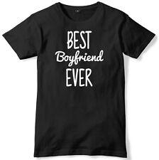 Best Boyfriend Ever Mens Funny Unisex T-Shirt