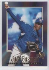 1997 Ex 2000 #50 Juan Guzman Toronto Blue Jays Baseball Card