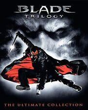 Blade Trilogy (DVD, 2005, 5-Disc Set)