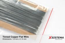 PV Ribbon / Solar Cells Tinned Copper Tabbing Wire [Solarzellenverbinder]