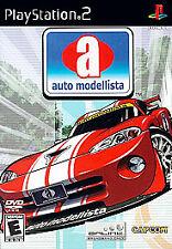 Auto Modellista (Sony PlayStation 2, 2003)