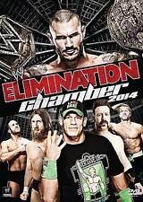 WWE: Elimination Chamber 2014 by Brock Lesnar, John Cena, CM Punk