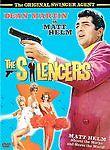 The Silencers (DVD, 2003) Dean Martin Swinger Agent