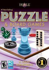 Hoyle Puzzle & Board Games 2011 (Windows/Mac,) *New,Sealed*