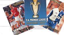 PREMIER GOLD 1997   FOOTBALL  BASE / BASIC  CARDS   CHOOSE BY MERLIN TOPPS