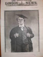 ATTORE John Lawrence TOOLE come DON 1888 Print