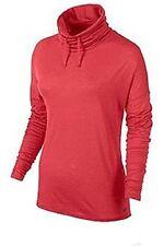 Nike 641150 Women's $85 Wool Infinity Cover-up Long Sleeve Top Training Shirt