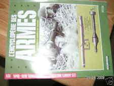 Encyclopédie des armes n°105 arme individuelle antichar