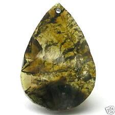 2.41 Carats COGNAC Brown Rough Cut DIAMOND SLICE GEMS!