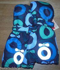 Katvig girl boy winter ski mittens gloves 86-92 cm 1-2 y New BNWT