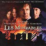 Les Miserables 1998 Soundtrack by Basil Poledouris (CD, Apr-1998, Hollywood)