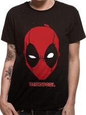Deadpool Logo Tee shirt Brand New Official Marvel product Deadpool 2 Movie
