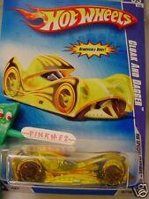2009 Hot Wheels CLOAK AND DAGGER #91 ∞variant Yellow;Starburst*