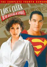 NEW - Lois & Clark: The New Adventures of Superman - Season 4