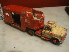 ancienne petite voiture miniature lesney camion matchbox horse van 16,5 cm