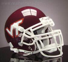 VIRGINIA TECH HOKIES 1983-1986 Gameday Football Helmet