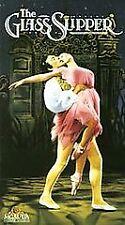 The Glass Slipper (VHS) FACTORY SEALED! SUper rare 1955 Leslie Caron fantasy