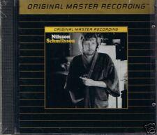 Nilsson, Harry Nilsson Schmilsson MFSL Gold CD Neu OVP