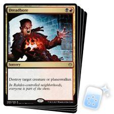 DREADBORE X4 Archenemy: Nicol Bolas Magic MTG MINT CARD