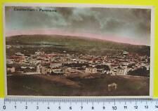 cartolina Calabria Castrovillari Panorama - Cs C347