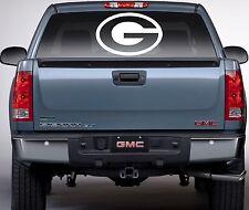 Green Bay Packers Decal Sticker Car Truck Window Wall