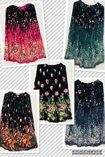 Indian soft Rayon Floral Printed Designer skirt summer Boho Gypsy Hippie Skirt.