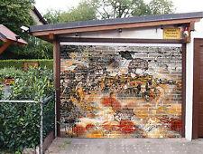 3D Doodle Krieger 14 Garage Tür Wand Druck Abziehbild Wand Dekor AJ WALLPAPER DE
