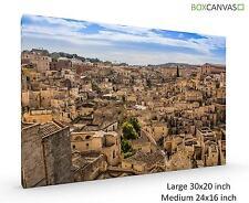 Modern Photo Canvas S3  Italy 18 Matera