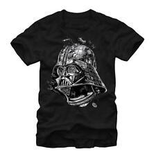 Star Wars Darth Vader Death Star T-Shirt Empire Strikes Back Return of the Jedi