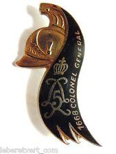 5° Régiment de Dragons Cavalerie insigne Drago Paris authentique