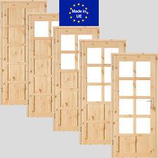 Holztür Baca Türflügel Schiebetür Zimmertür Innentür 60/70/80/90 Breite