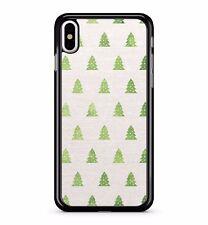 Christmas Trees Pattern Celebration Seasonal Decoration 2D Phone Case Cover