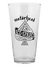 Motorhead Gläser Ace Of Spades