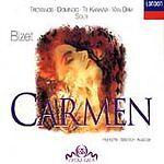 Audio CD Bizet: Carmen (Highlights) / Solti, Troyanos, Domingo  - Free Shipping