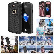 Iphone 7/8 Plus Waterproof Dust Proof Defender case Shock-Resistant Hybrid life