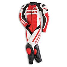 DUCATI Dainese Corse ´10 Lederkombi Einteiler Kombi Leather Suit NEU