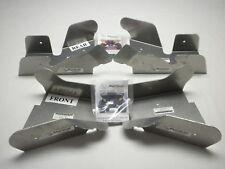 SUZUKI KING QUAD 700 750 FRONT REAR STICK GUARDS BOOT