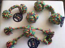Toyz FUNE Dog Toys-Ball, osso, QUAD Ball, tugger ETC