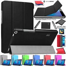 "Huawei MediaPad T3 THREE 10/9.6"", 8"",7""Inch Smart Flip Leather Screen Case Cover"