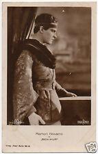 RAMON NOVARRO in BEN-HUR foto-cartolina originale 1925